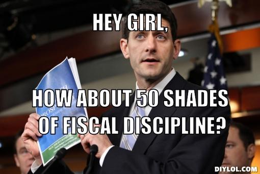 smarmy paul ryan meme generator hey girl how about 50 shades of fiscal discipline 469594 smarmy paul ryan meme generator hey girl how about 50 shades of