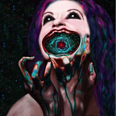 Cosmic Mouth - Jennifer Hollie Bowles