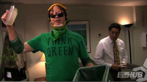 Recyclops will drown you in your over-watered lawns!