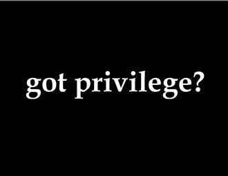 WhitePrivilegeGraphic