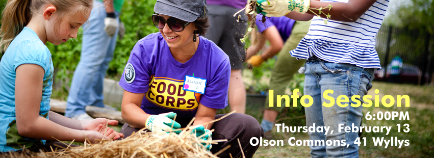 Join FoodCorps!