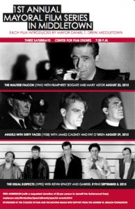 Mayoral Film Series Poster