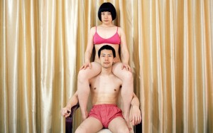 """Image: Pixy Yijun Liao, """"The King Under Me,"""" 2011, digital c-print, 34 x 44 x 2 inches, courtesy of the artist."""